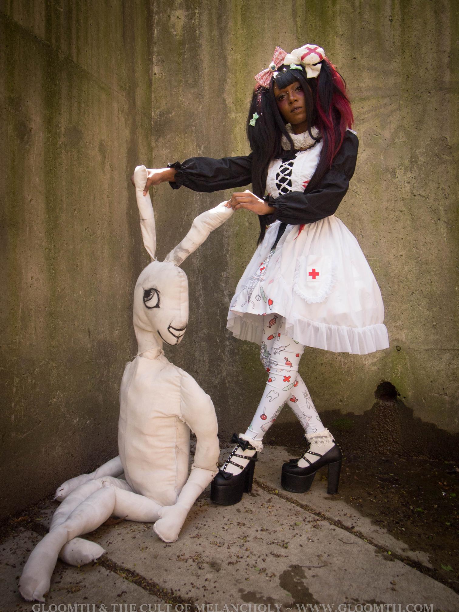 Model: Dolly Momoiro Photographer: Taeden Hall