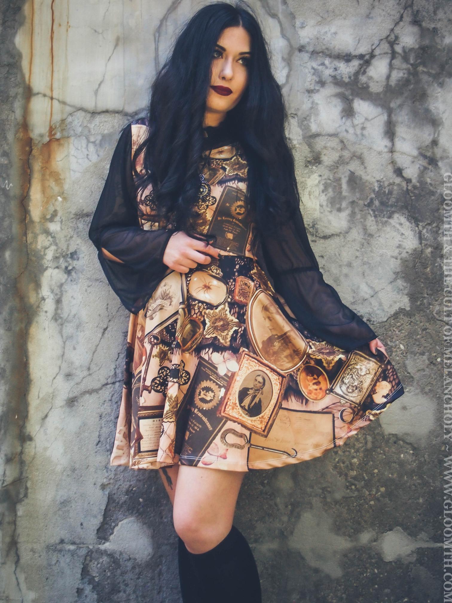 Model: Nicole Ruin Photographer: Taeden Hall