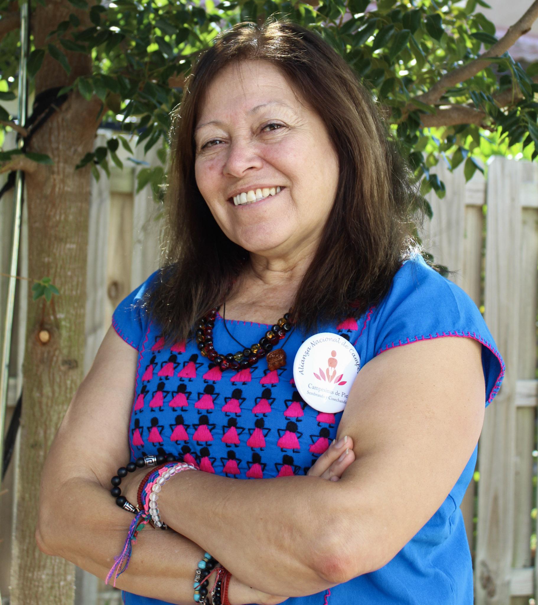 Mily Treviño-Sauceda, Executive Director