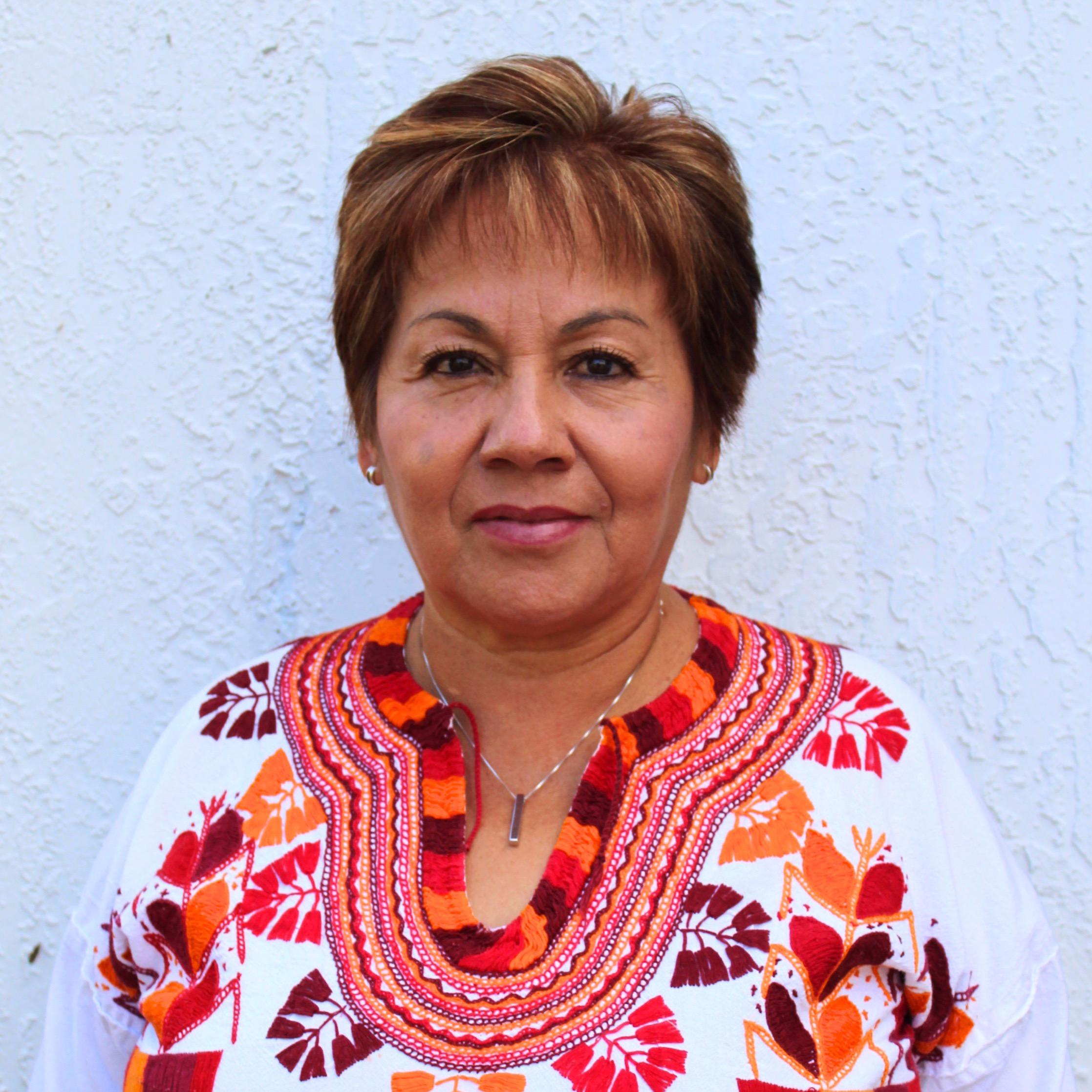 Elvira Carvajal, Lead Community Organizer