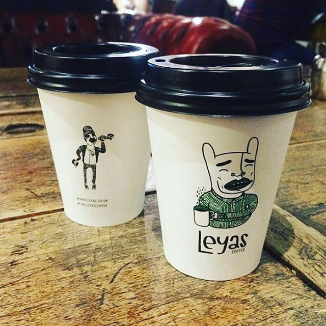 Monday mornings!! Two coffees please.. #coffee #camden #coffeeshop #flatwhite #twocoffees #nw1