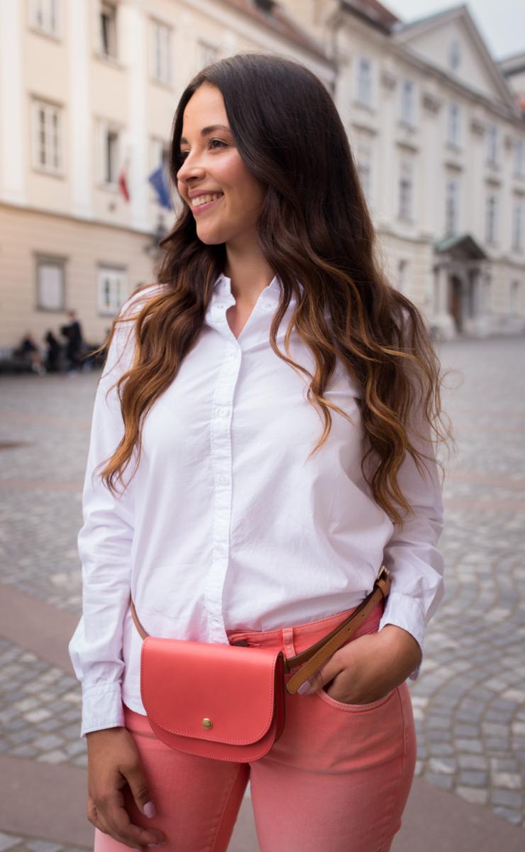 Extraordinary white shirt