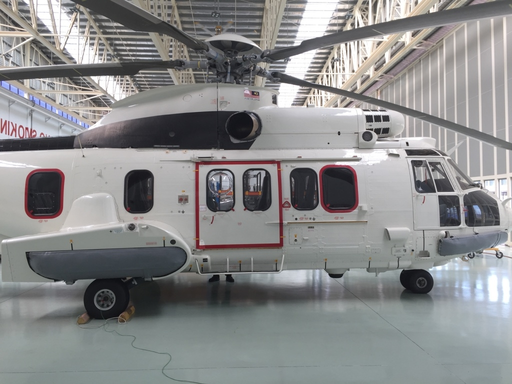 AIRBUS HELICOPTERS - ec 225 lp