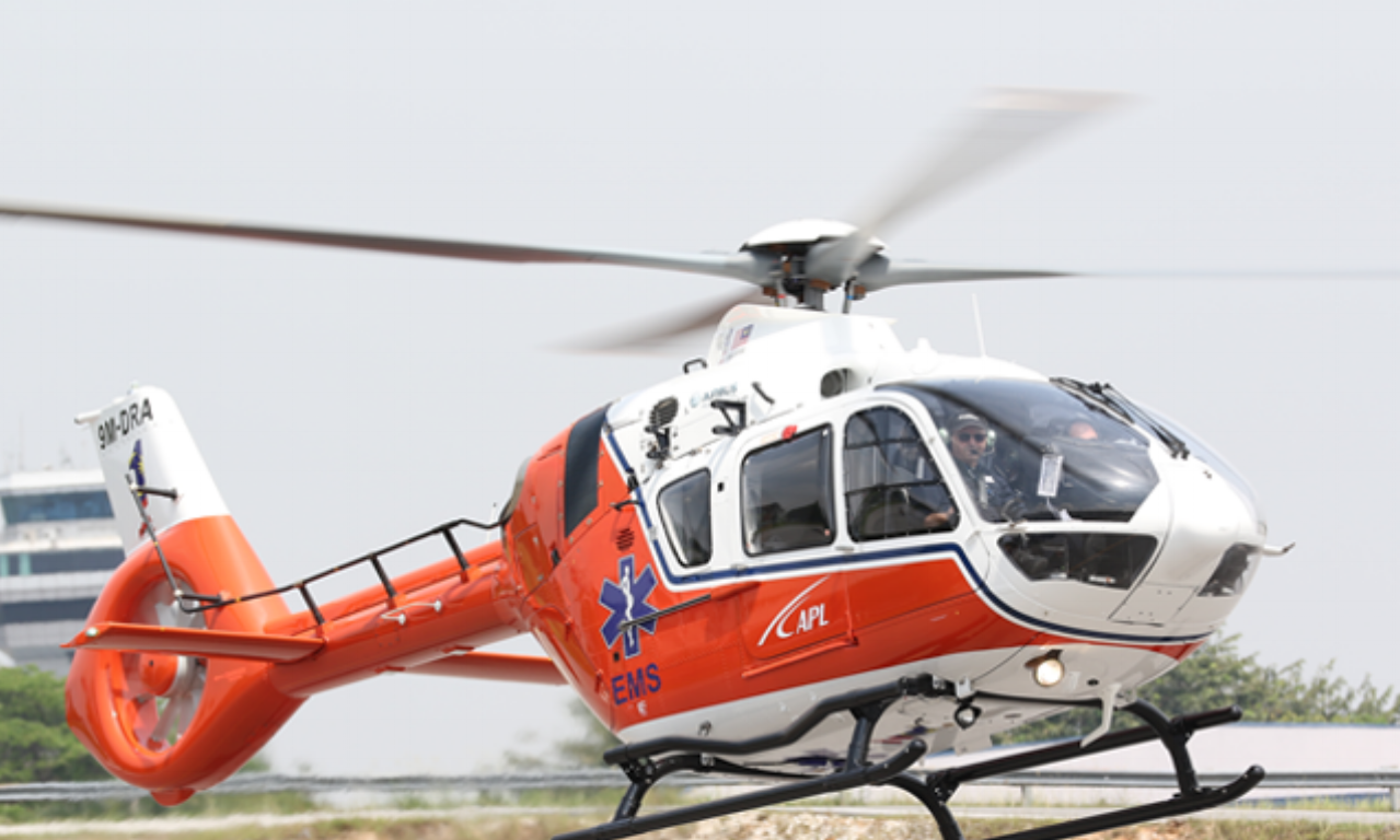 AIRBUS HELICOPTERS - EC135 P3