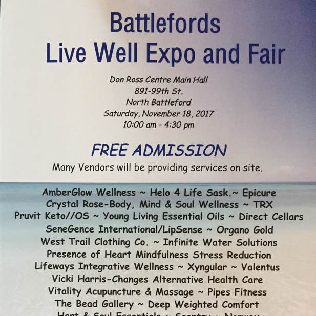 Battlefords Live Well Expo and Fair