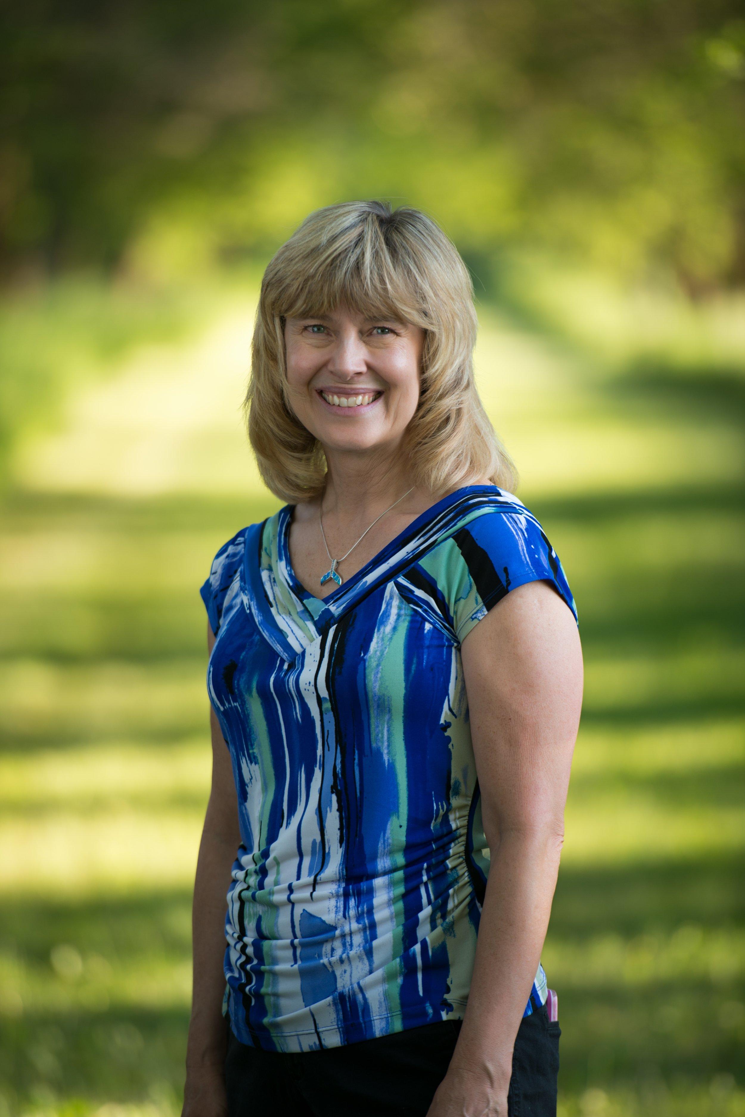 Karen Benjaminson - Registered Massage Therapist