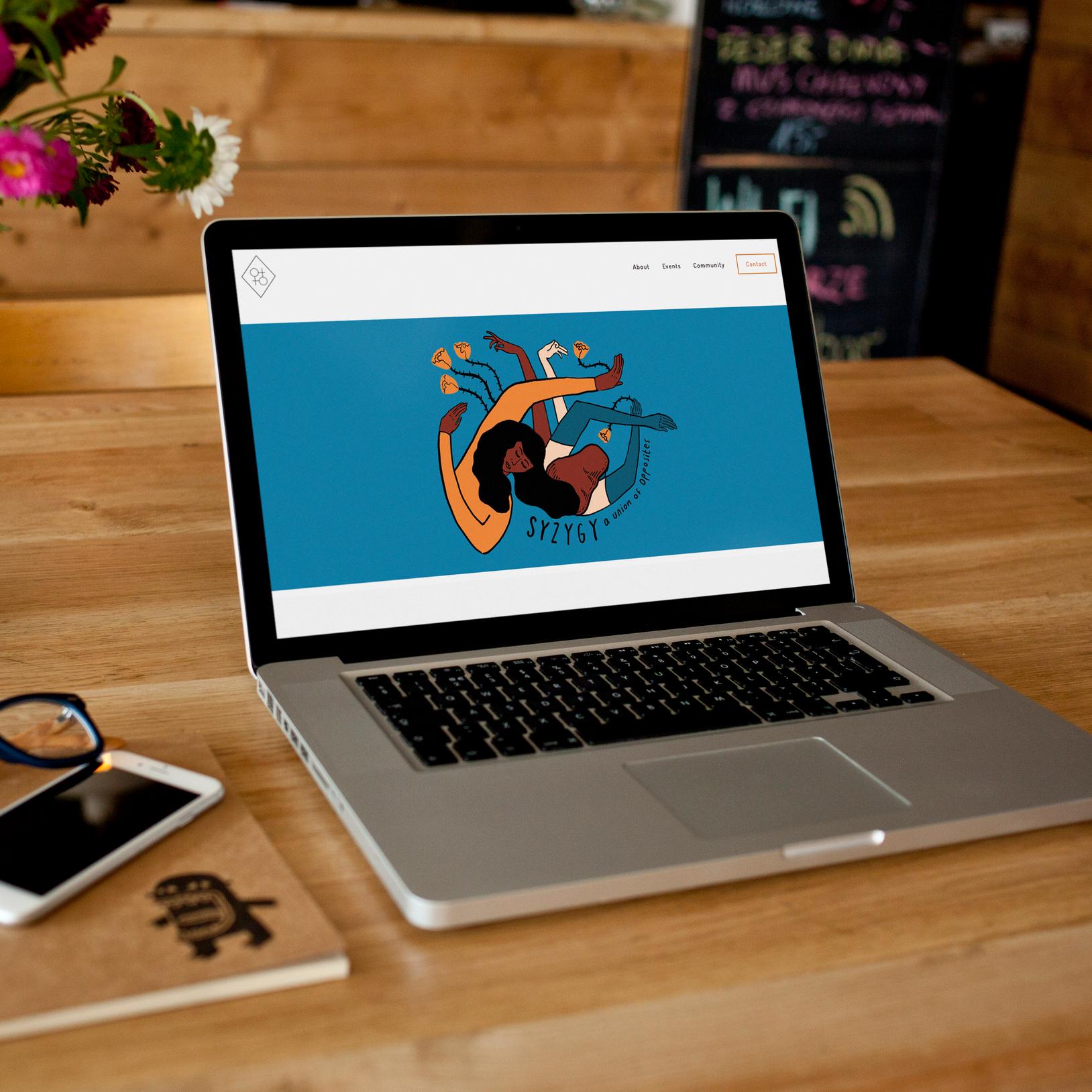 Syzygy: Web Design -