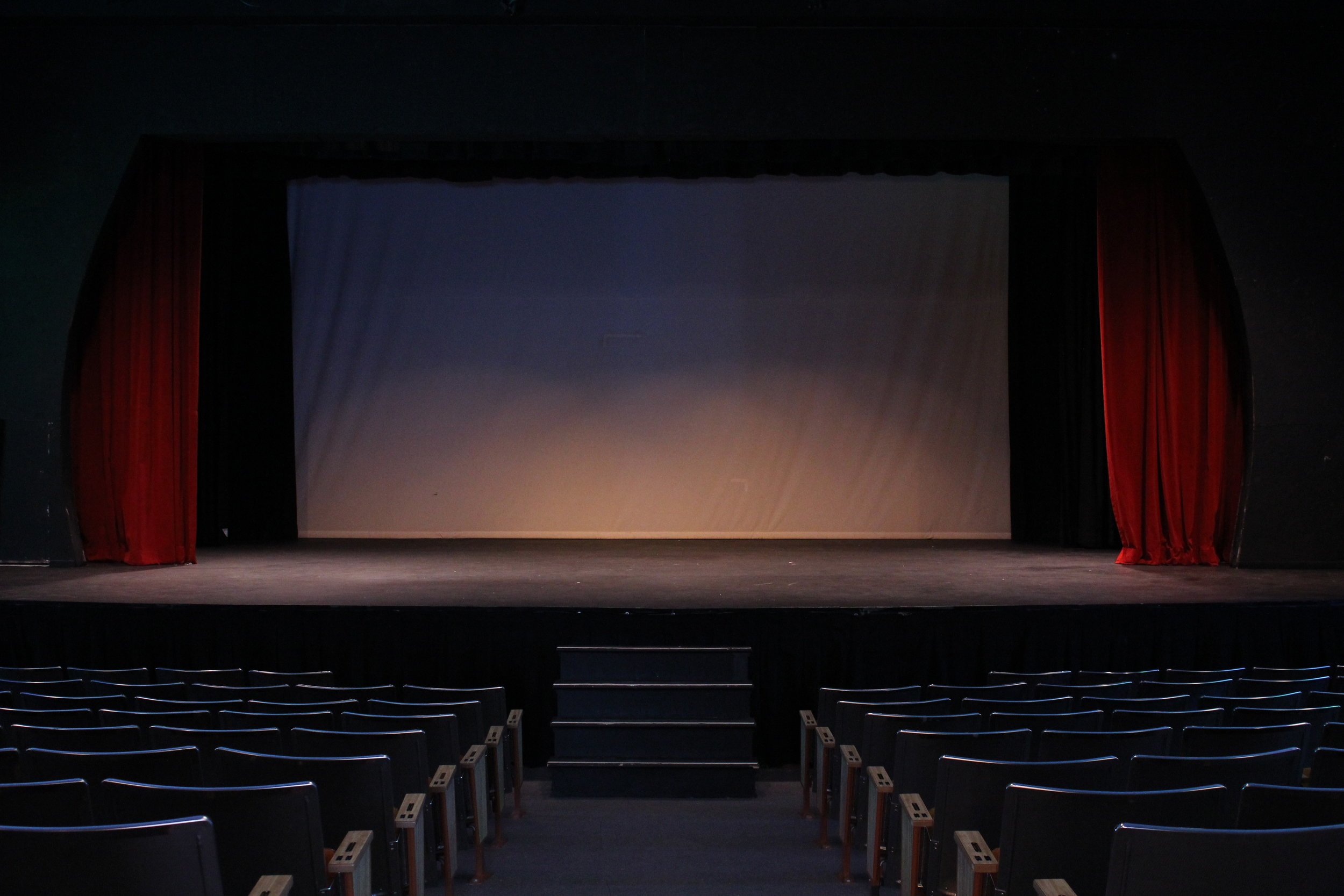 Looking to rent the theatre? -
