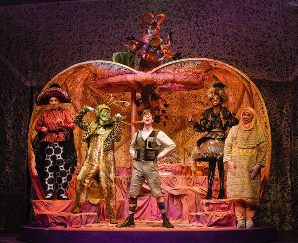 (Photo credit Dallas Children's Theatre)