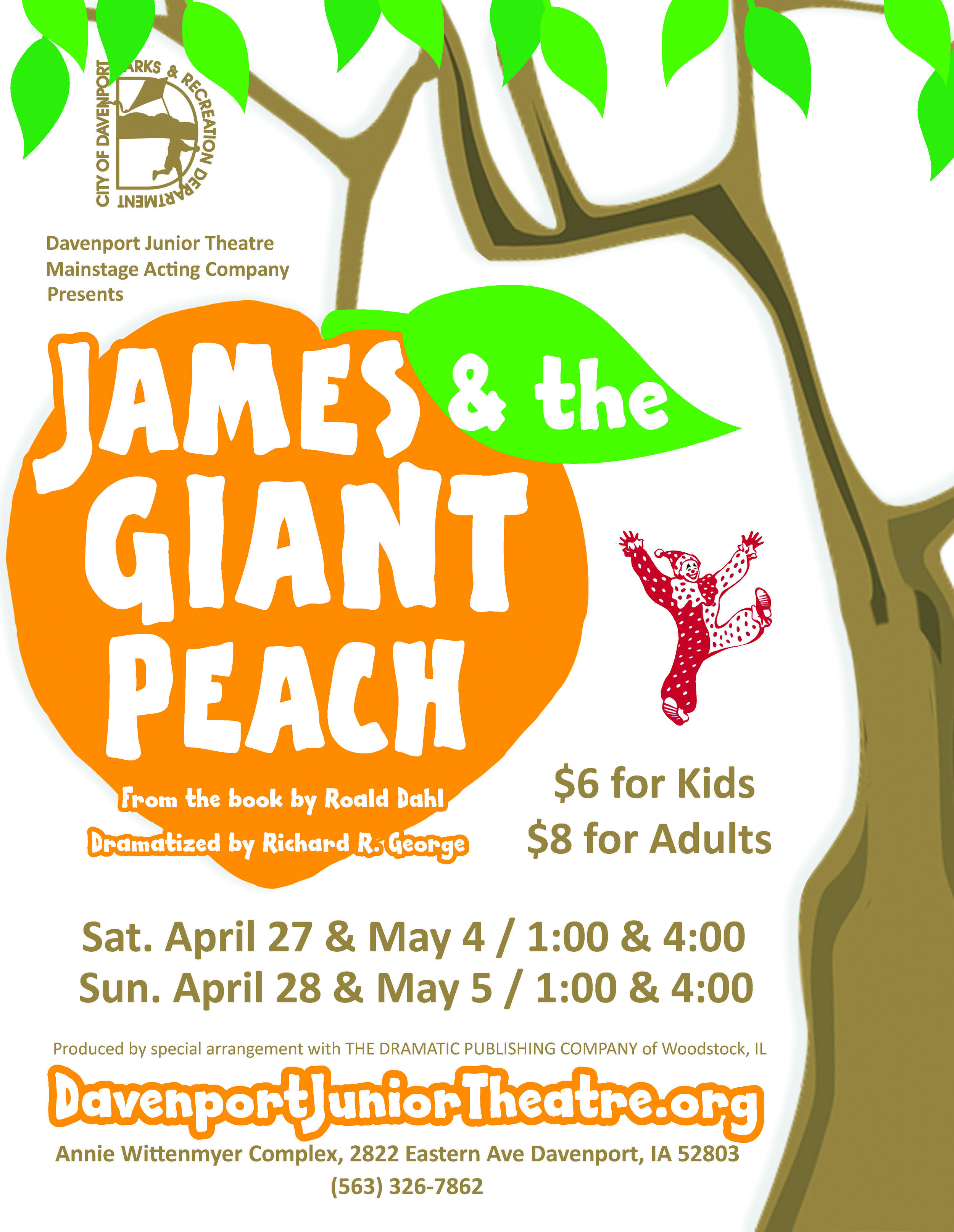 James and the Giant Peach.2 Poster.jpg