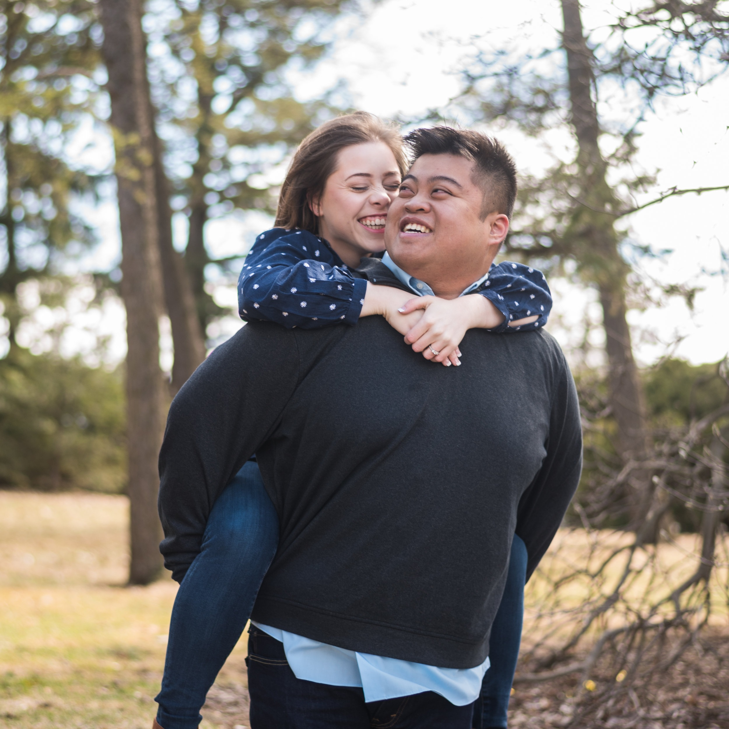 Kevin + Liz Engagement 3.31.19