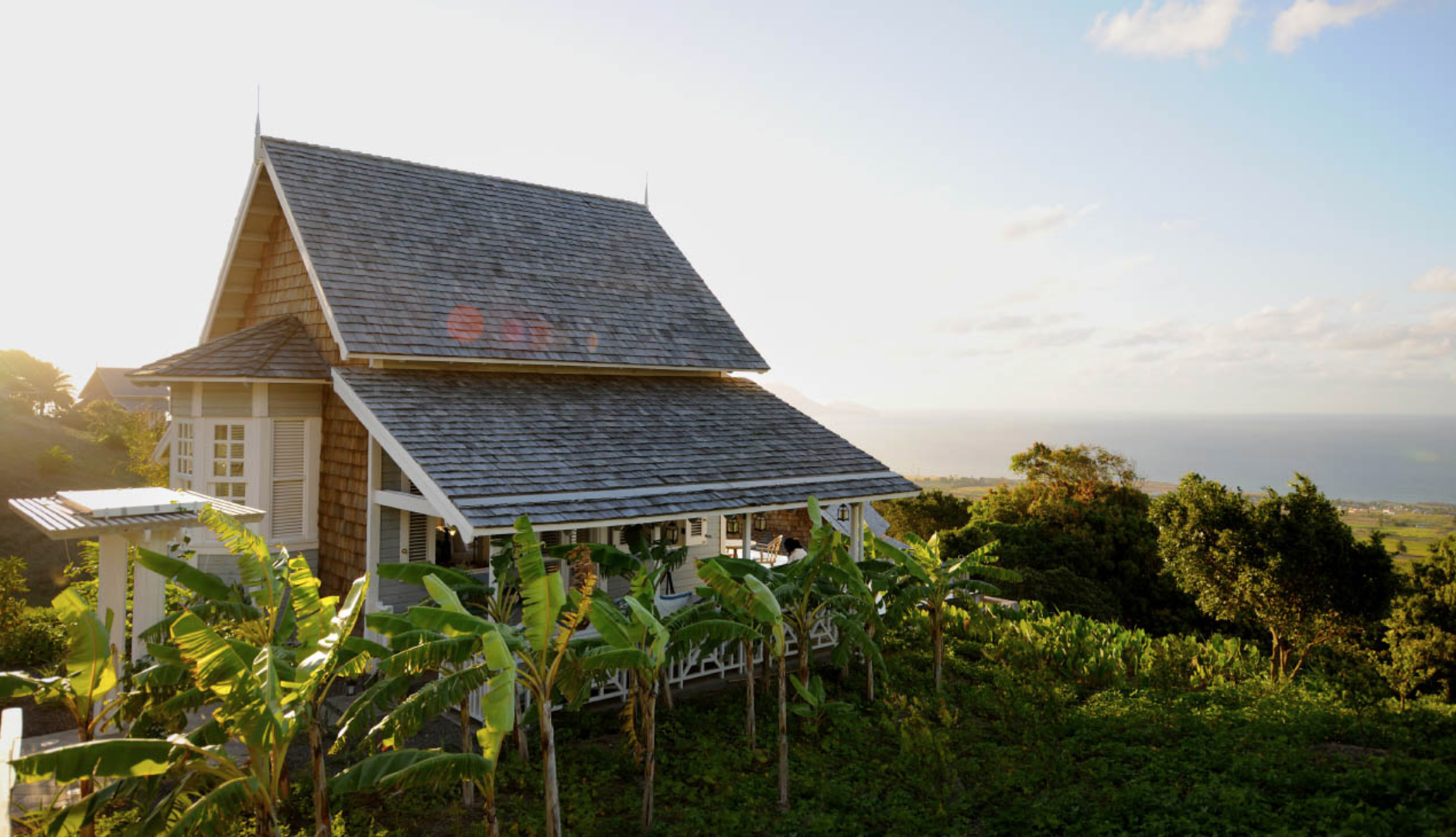 Kittitian Hill: St. Kitts, West Indies