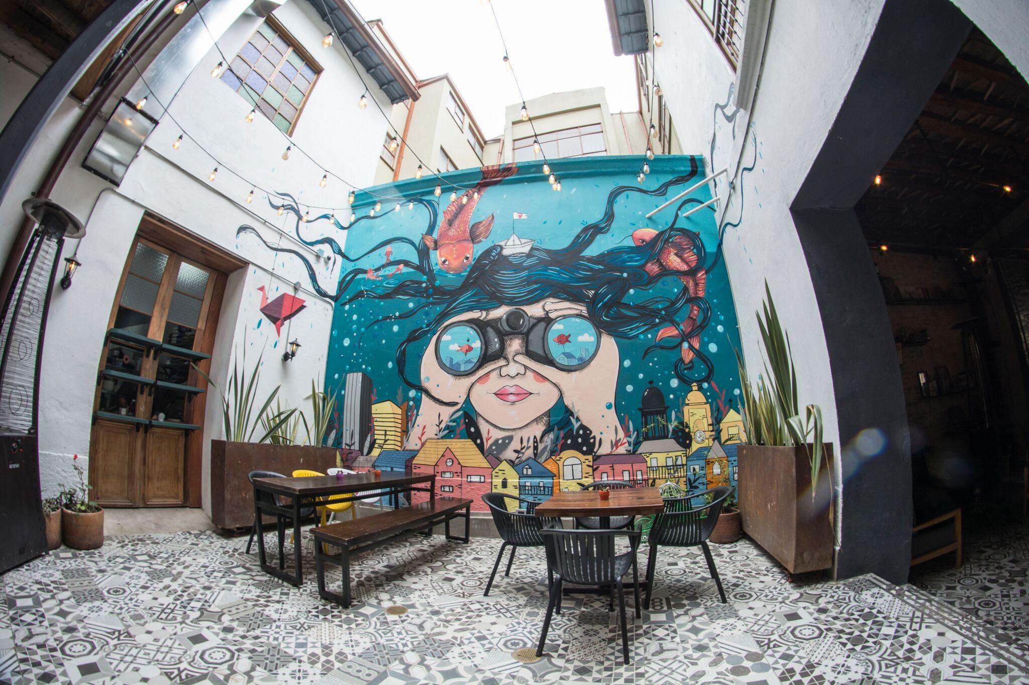 Selina: Bogotá, Colombia