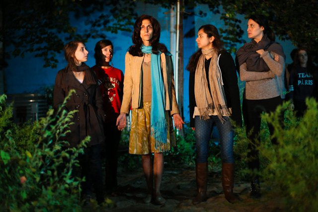 Maggie Herskowitz, Nyssa Duchow, Pooya Mohseni, Jasmine Levin, Christine Bermúdez