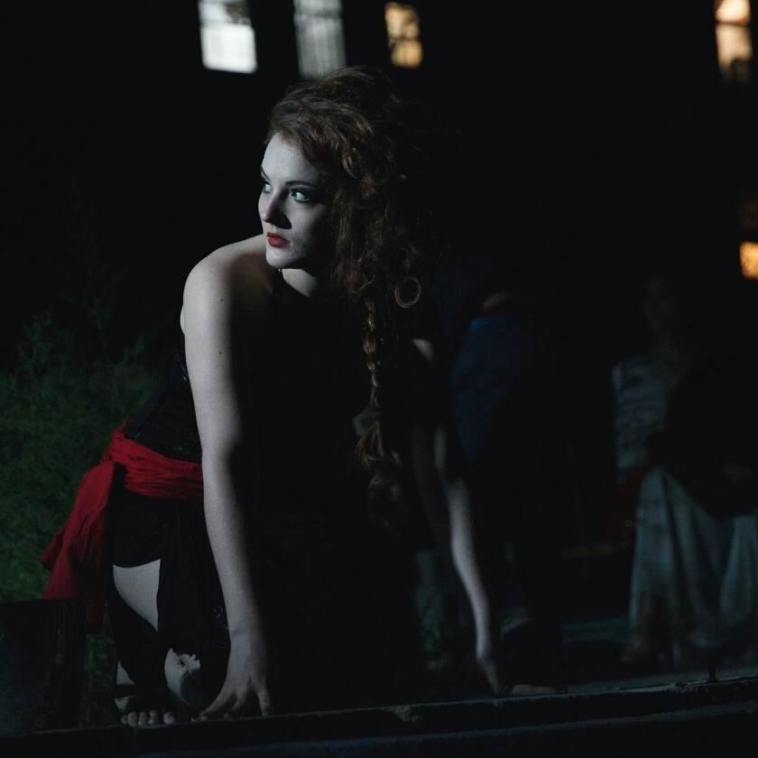 Sarah Cline as Electra