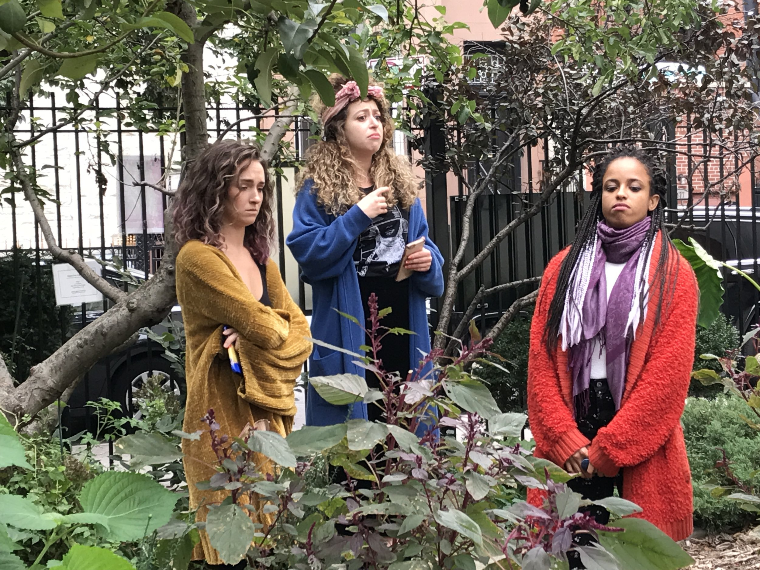 Bradley Mckelvey-Askin, Irina Kaplan, Stephanie Rocío