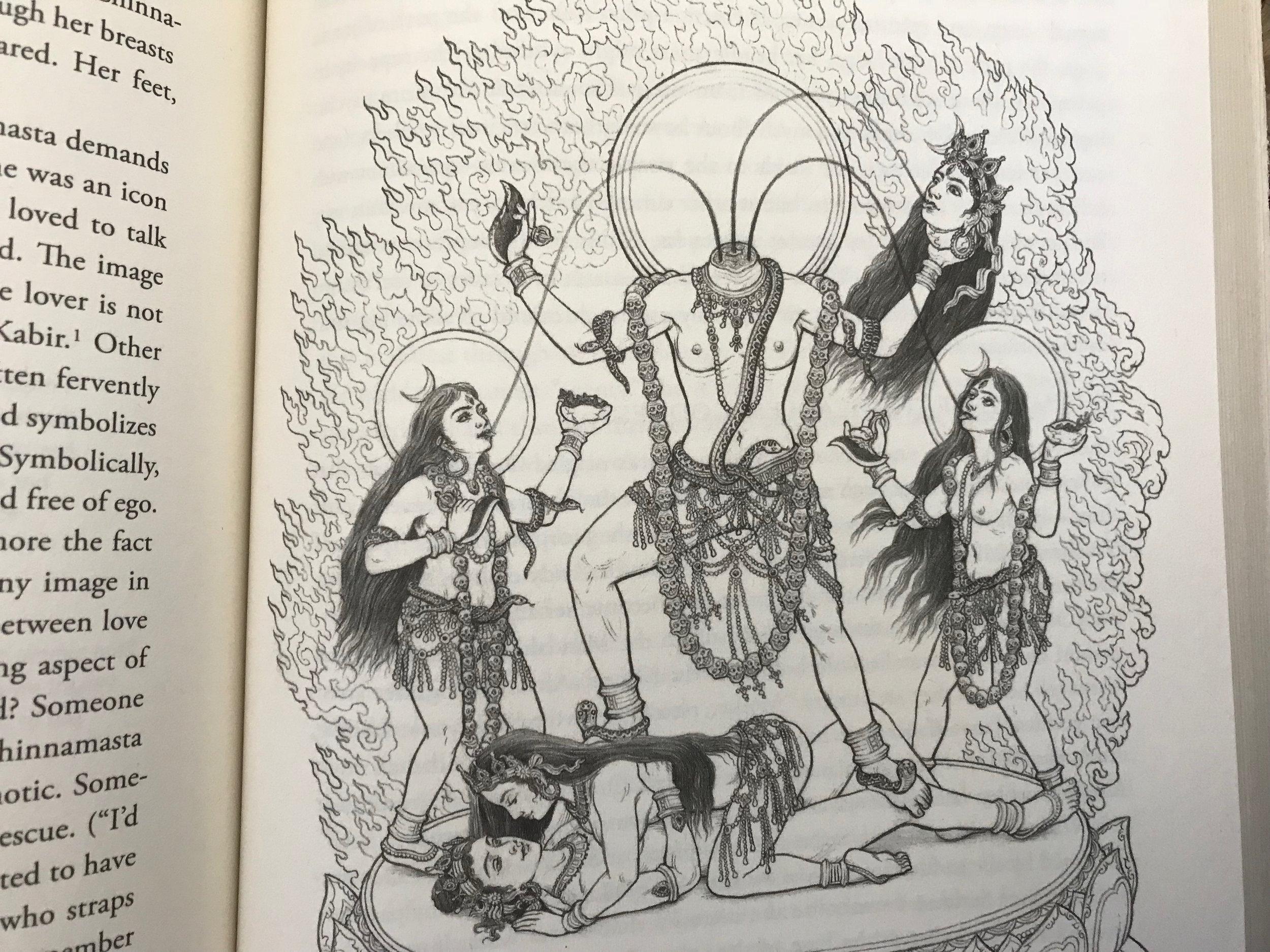 Illustatration from Awakening Shakti