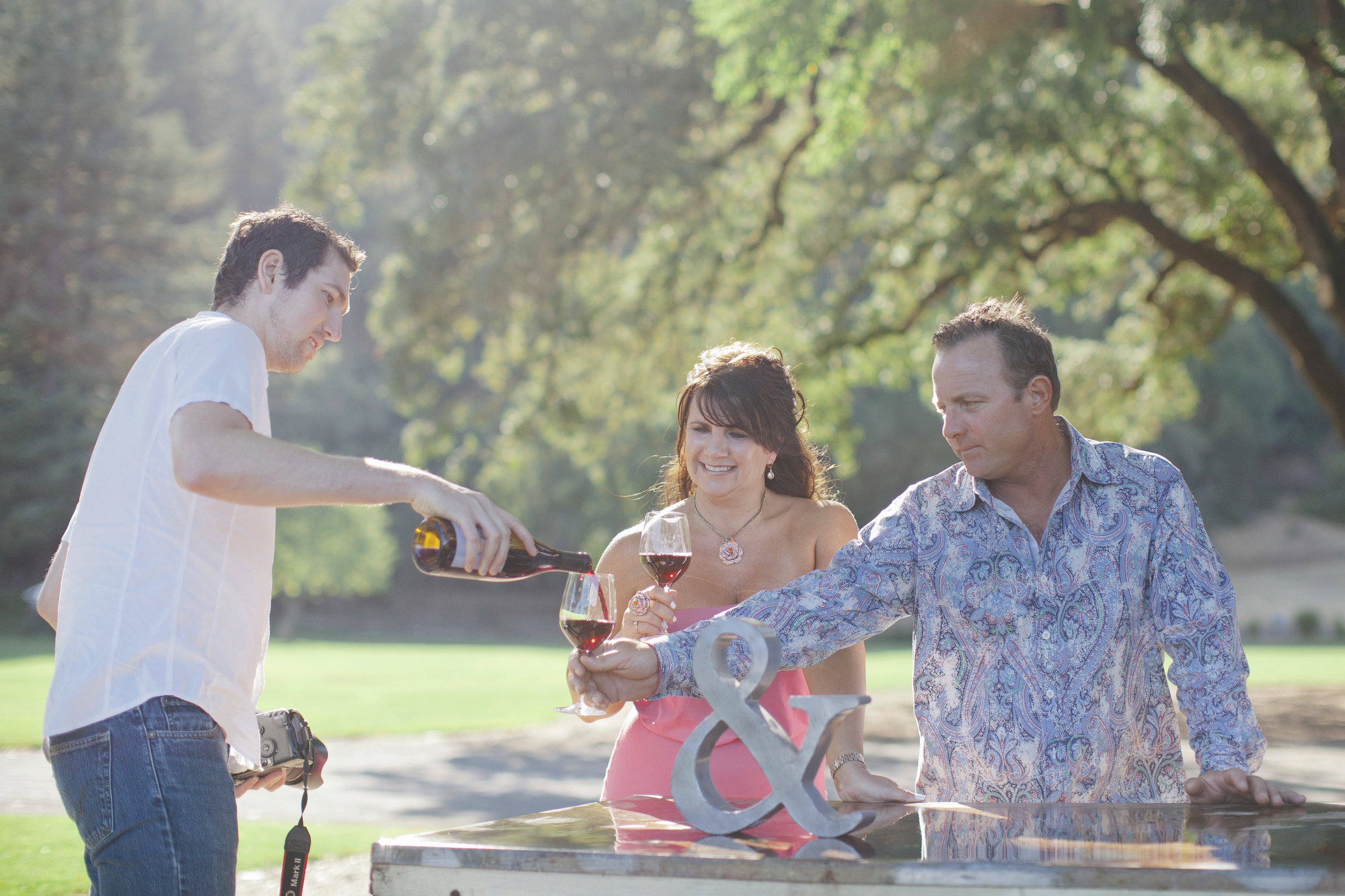 Wine steward.