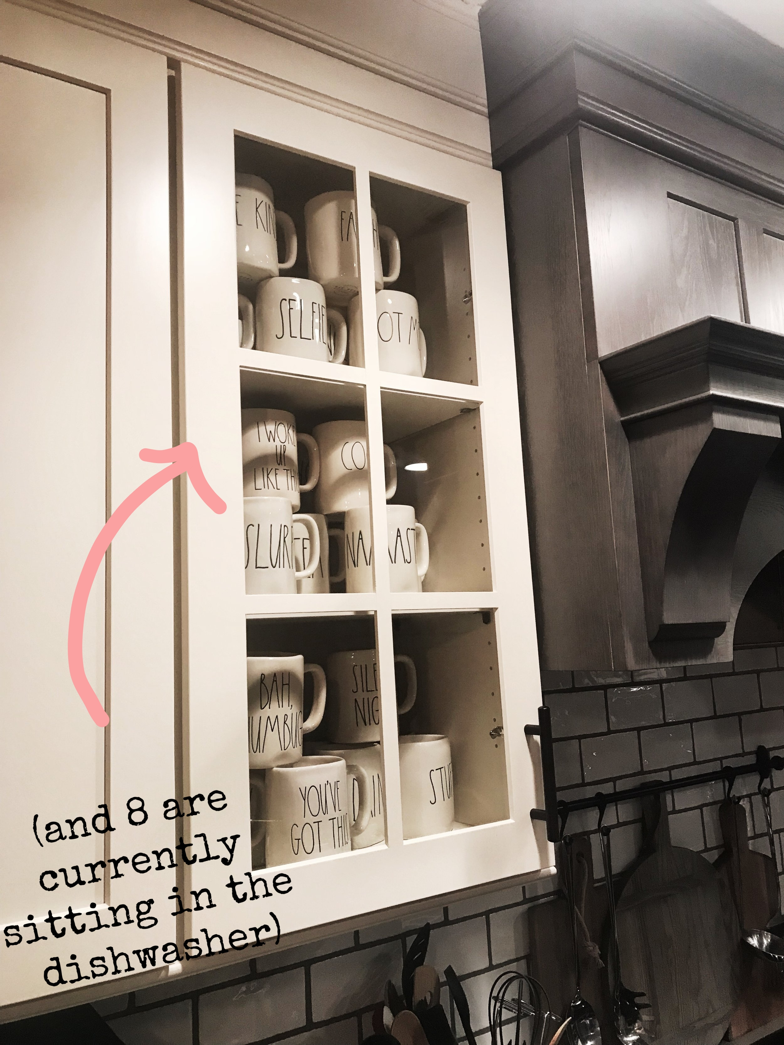 Display Shelf Organization How To Organize Kitchen Display Cabinets The Decor Formula