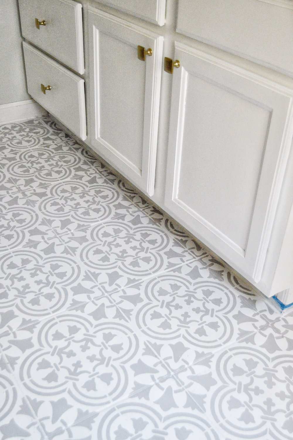 Ideas for Covering Up Tile Floors Without Removing It — The Decor ...