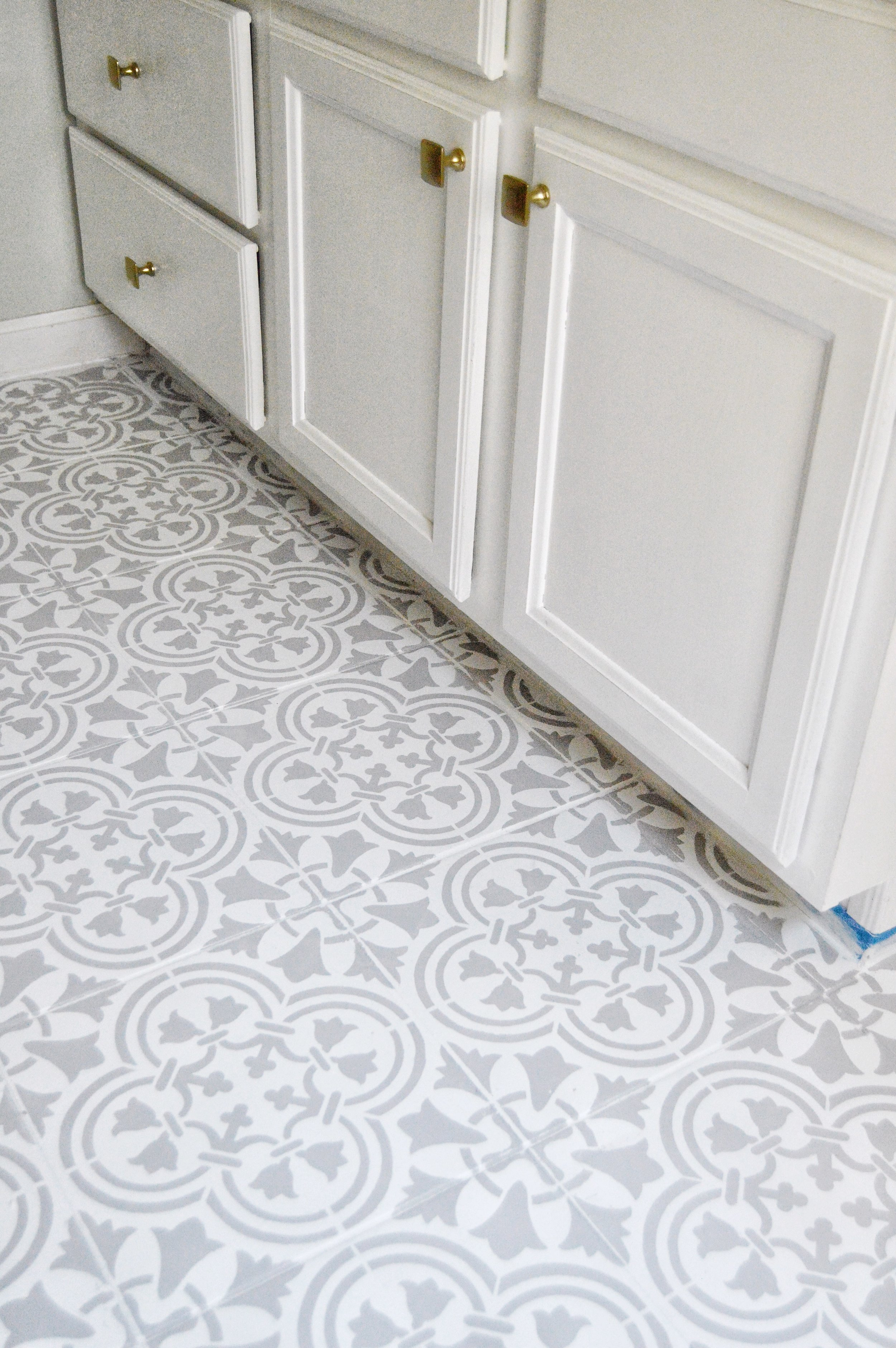 Ideas For Covering Up Tile Floors Without Removing It — The Decor Formula