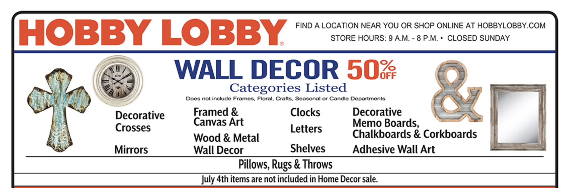 New Items at Hobby Lobby That You Just Might Need in Your Home — The