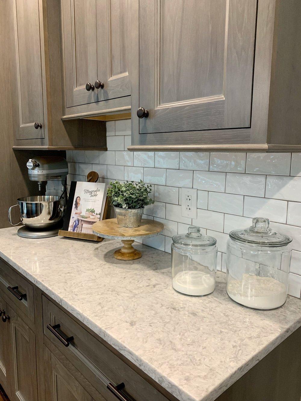 Ideas for Kitchen Countertop Decor — The Decor Formula