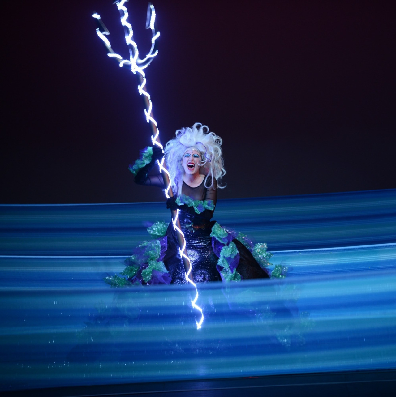 The Little Mermaid - Ursula - Lancaster Performing Arts Center