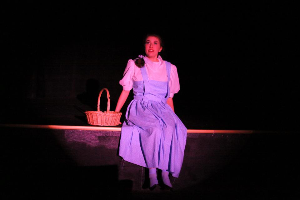 Wizard of Oz - Dorothy - Arbor Court Theater