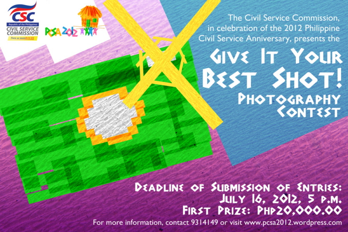 Copy of Photo Contest Flyer