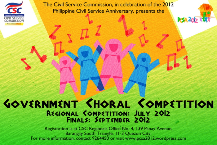 Copy of Choral Contest Flyer