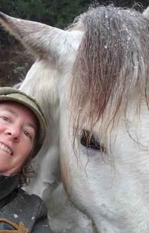 mustang selfie.JPG
