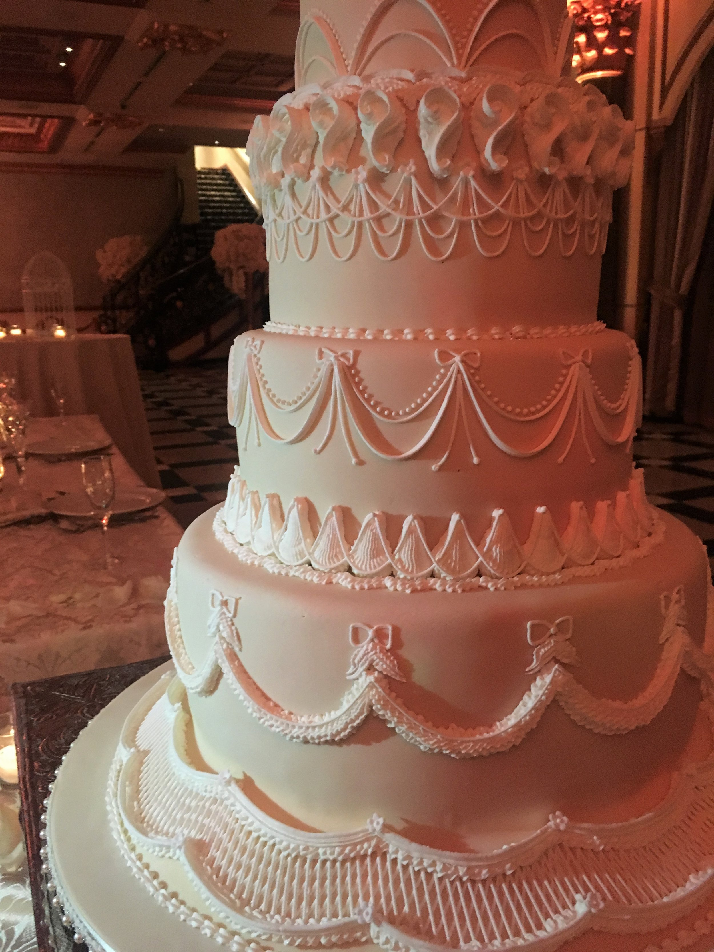 Embellishments with royal icing