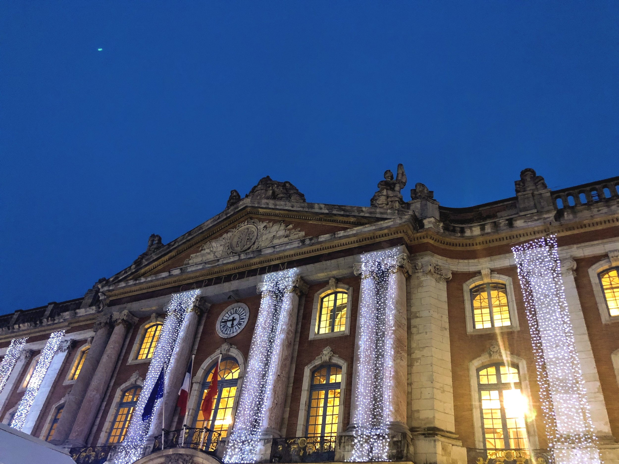 Capitole, Toulouse. Copyright @Thisgiantworld