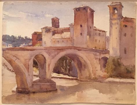Bridge Over TIber River, Rome_Robinson.jpeg