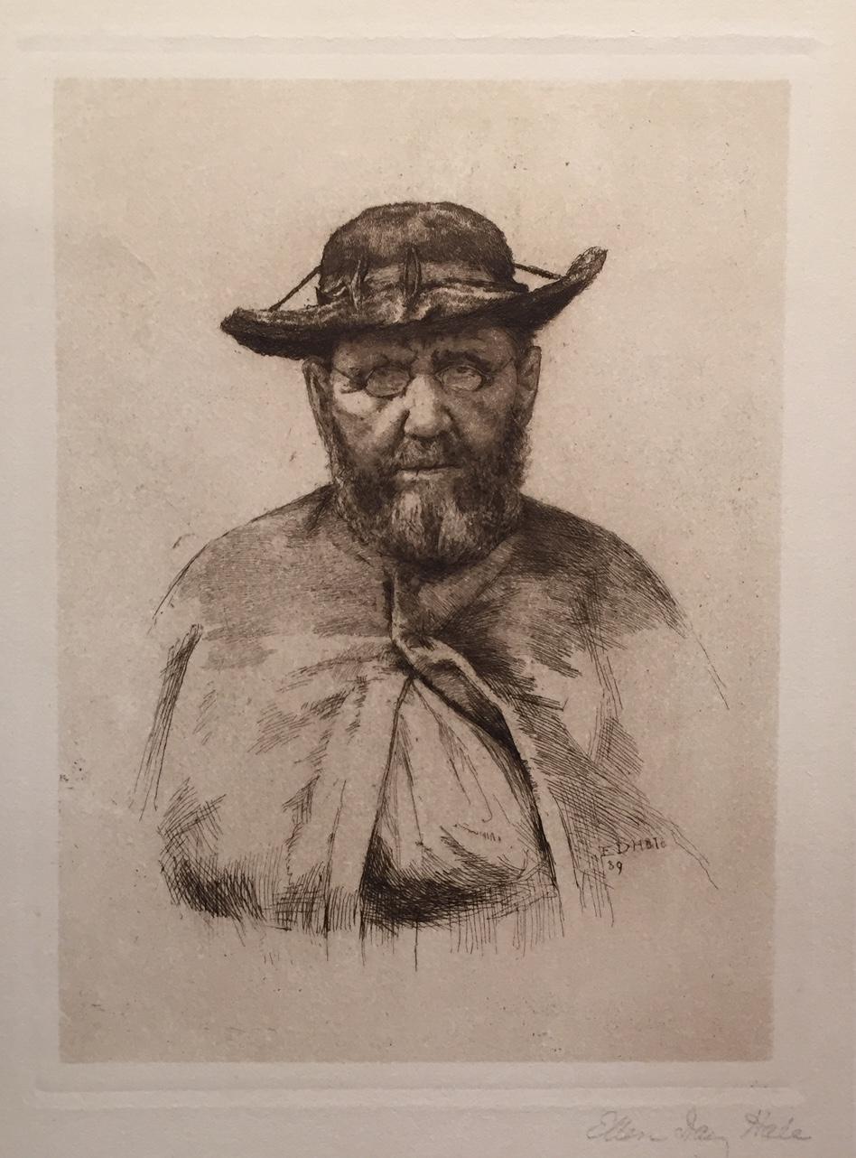 Father Damian, 1889