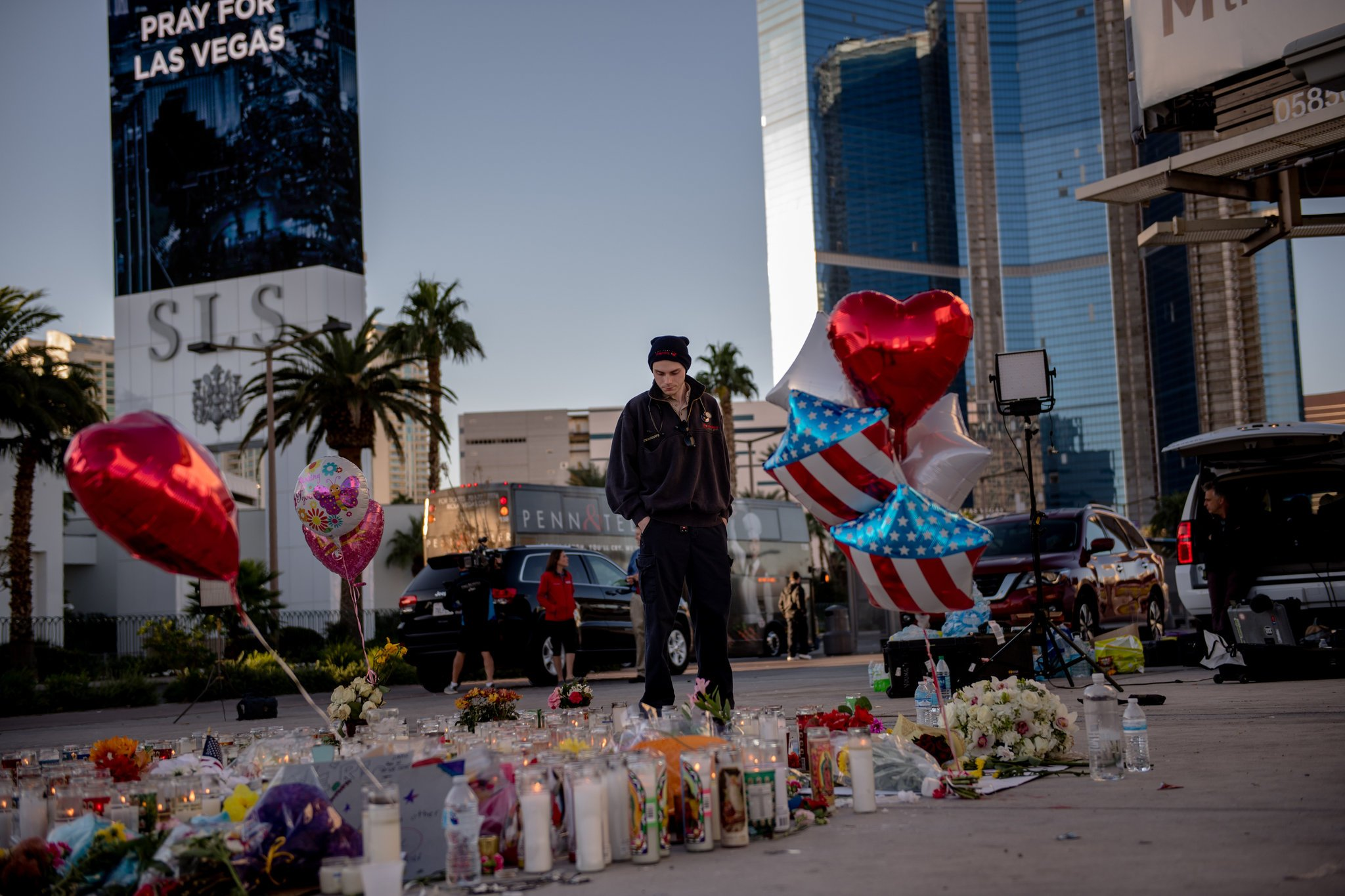 From Tragedy to Transformation:Vegas Meditates for Peace and Healing.