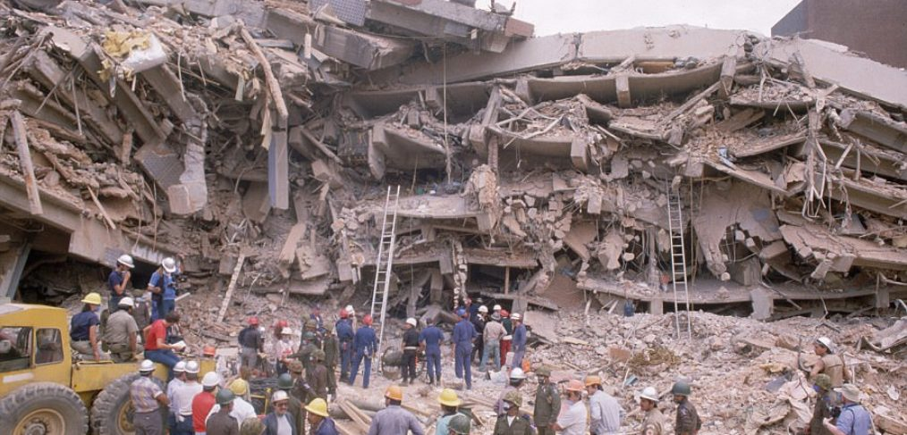 Relief efforts begin for 2.5 million affected by Mexico's earthquake