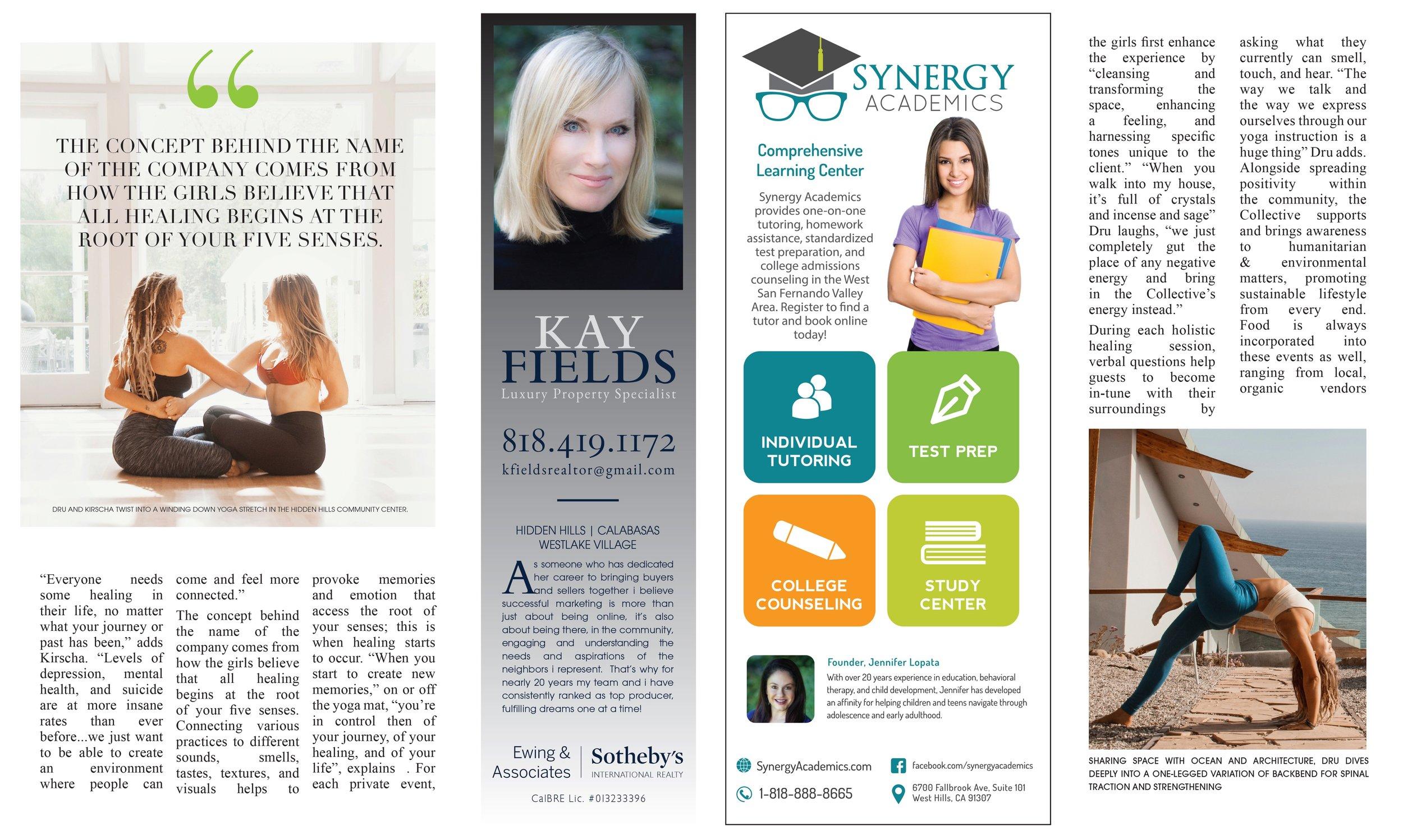 Hidden Hills Magazine Five Sense Collective page 2.jpeg