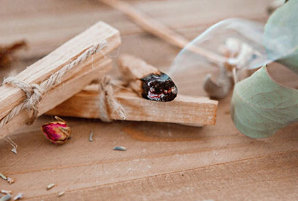 Incense Cleansing -