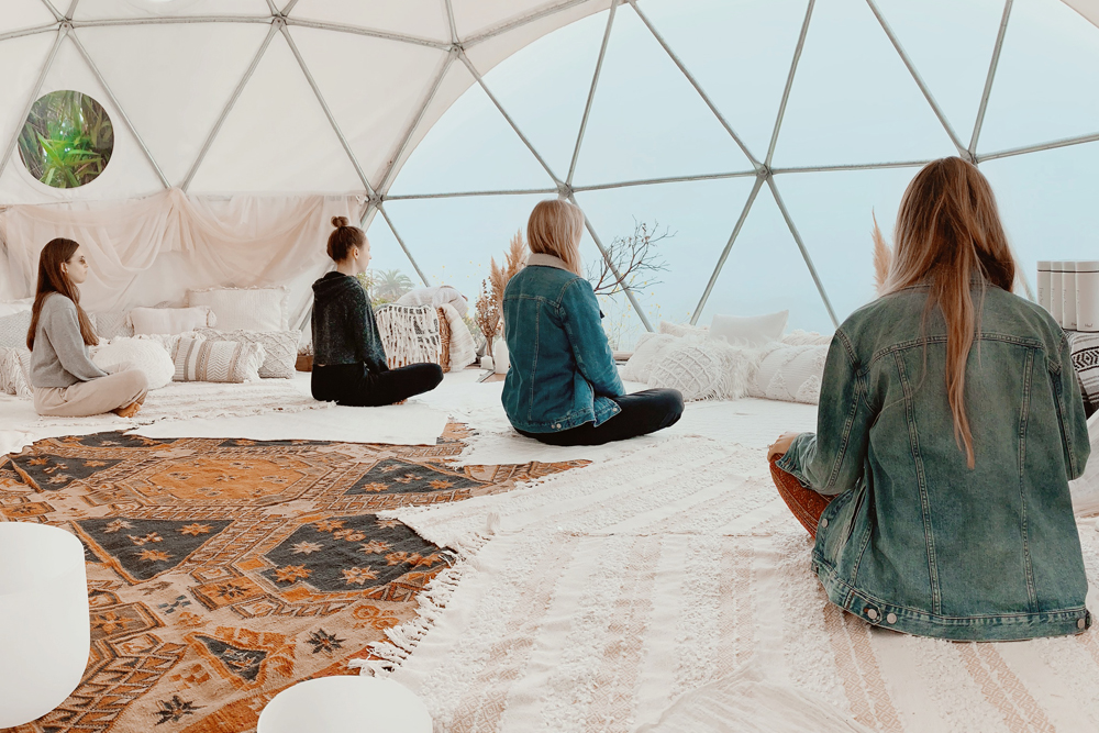 Meditation & Pranayama -
