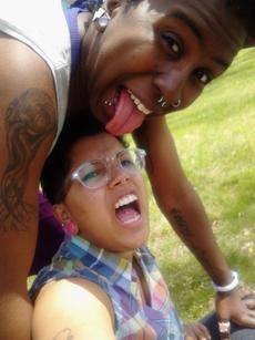 Us kids, circa 2012