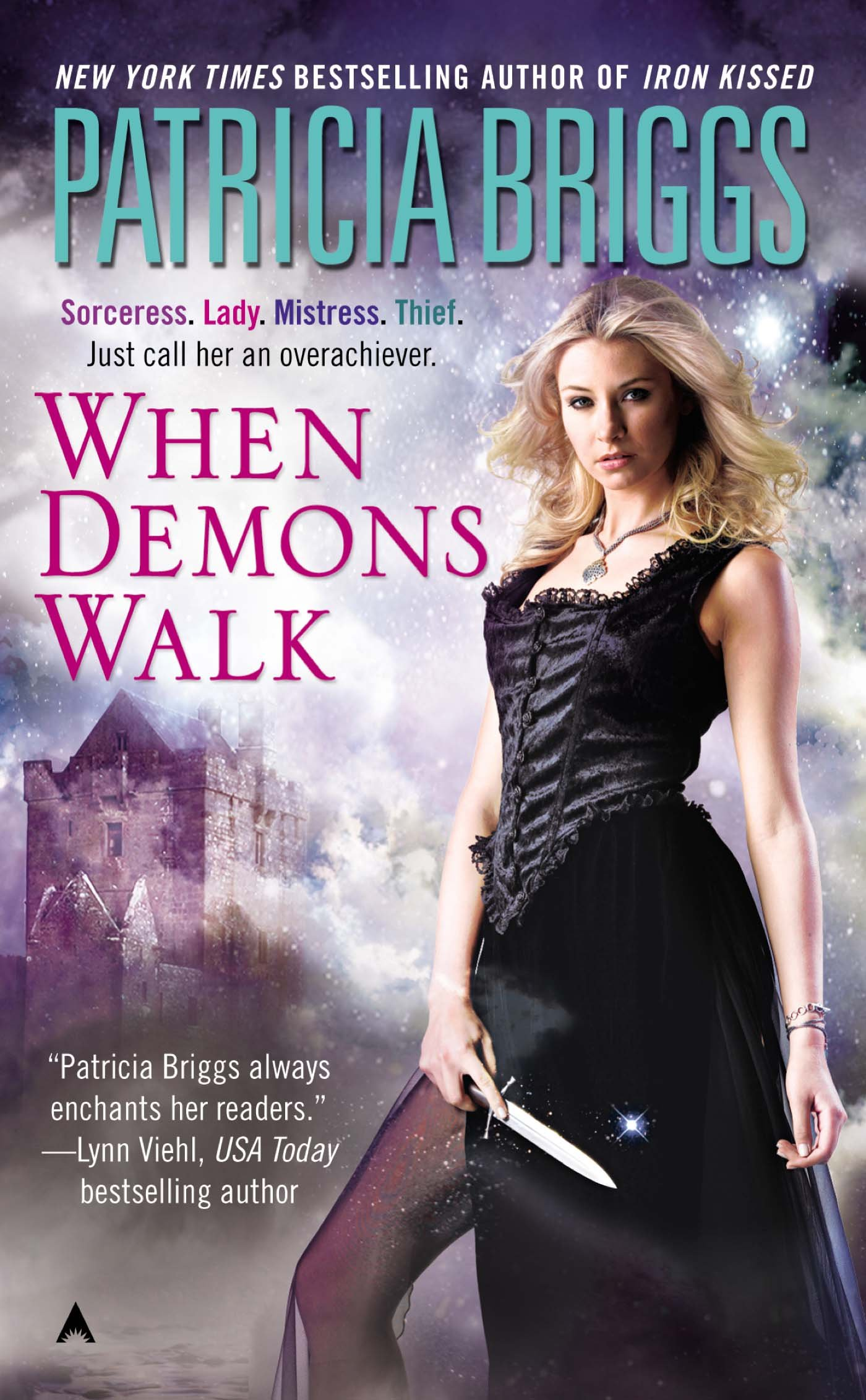 Do you have a book you read over and over because you can't stop thinking about the characters, world, and story? When Demons Walk by Patricia Briggs is that book for me. The novel lingers with its readers because Briggs breaks a few rules, conventions, and tropes, which you can learn to do too. For a chart comparing povs, go to  https://www.ignitedinkwriting.com/point-of-view-chart