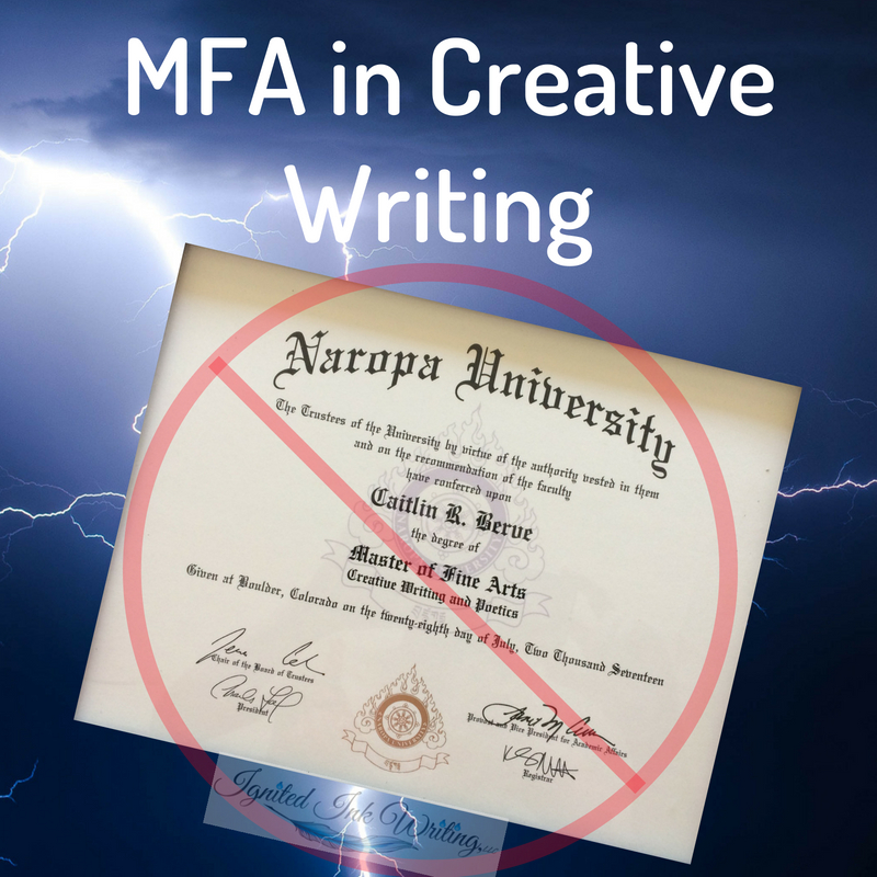 If you've decided to earn a MFA in Creative Writing or are on the fence, you need to know what it's like inside the program. You will study writing and have time to write, but you'll also have to deal with genre favoritism, lack of professors, and other aspects out of your control. I survived my MFA. Here's how you can too. For a list of books to supplement your writing education, go to  https://www.ignitedinkwriting.com/13-writing-craft-books-list