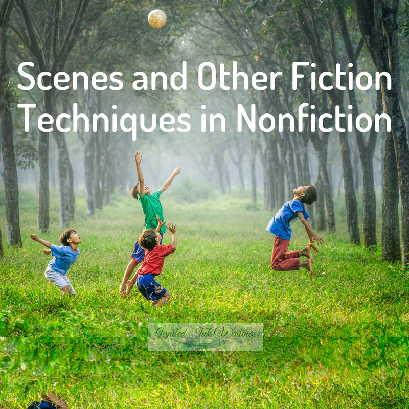 Humans are psychologically wired to remember and understand stories. Using basic story structure and elements from fiction will help your nonfiction book stand out and deliver the information driving your need to write in a way that will linger in your reader's memory. For 13 writing books you should explore, go to  https://www.ignitedinkwriting.com/13-writing-craft-books-list