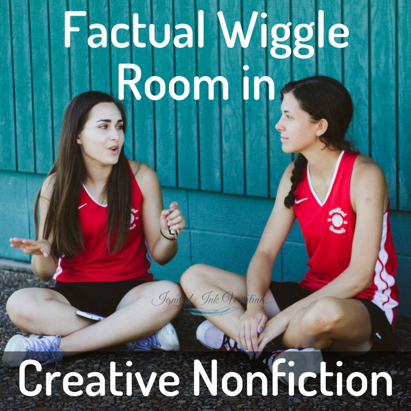 To some the phrase creative nonfiction might seem like an oxymoron, but it isn't. Creative nonfiction is about sharing your story, facts, and reality in a compelling way, so your readers are both informed and entertained. Creative nonfiction allows writers the freedom to build scenes and play with form, while remaining true. For a list of writing books every author should explore, go to  https://www.ignitedinkwriting.com/13-writing-craft-books-list