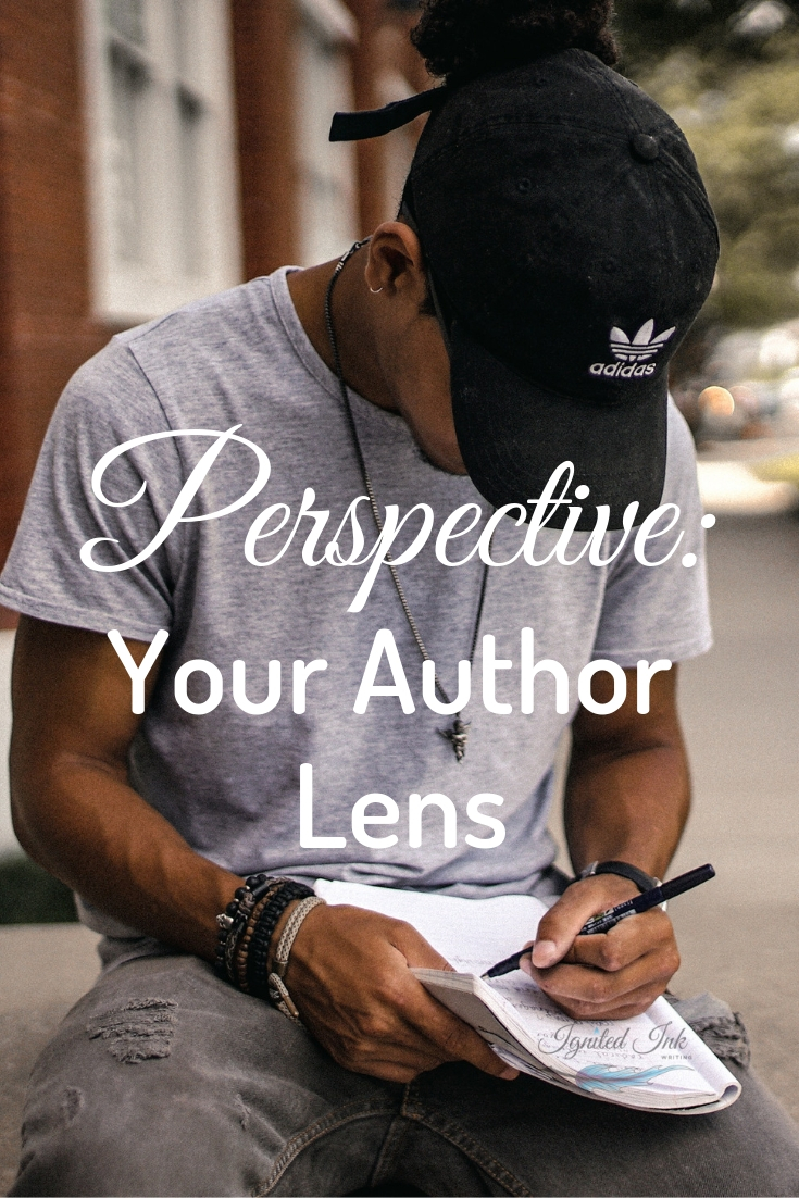 Perspective is the lens through which you tell your story. Which lens you choose affects your reader's experience and opinion of your characters. Make sure you're making the best choice in protagonist, point of view, and your personal preferences for your story's perspective.