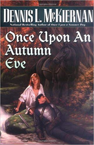 Have you ever read a novel with such a vivid setting, you wanted to visit that place or use it to inspire your own stories? Dennis L. McKiernan's Faery in Once Upon an Autumn Eve is such a place. From McKiernan's novel, writers can learn how to create a world readers hate to leave and strong female characters.