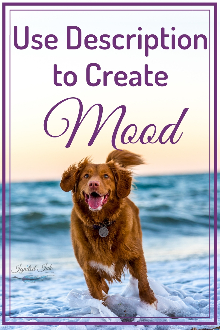 When you finish a book or a chapter and pause to linger in the moment, it's because that author has left an emotional impression on you. Mood is one of the ways you can create that emotional impression in each of your scenes.
