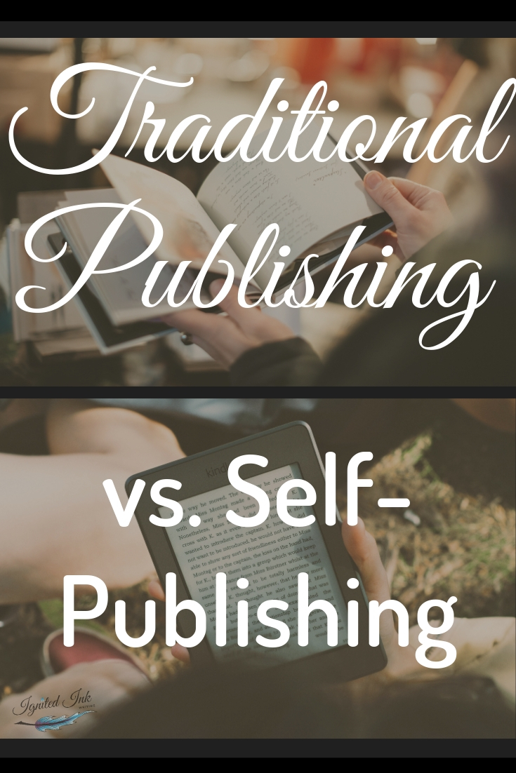 The decision to traditionally or self-publish your book is not easy. The book industry is in a period of transition, meaning both options have pros and cons and are constantly evolving. To decide if you prefer creative control or payment upfront, you need to understand the benefits and pitfalls of traditional and self-publishing.
